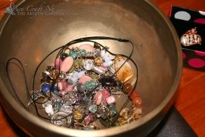 Charging Treasures
