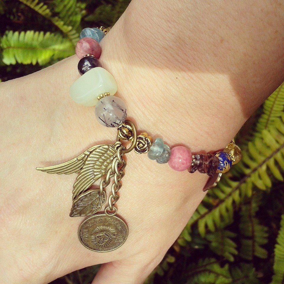Energy, Healing & Stress Relief Bracelet