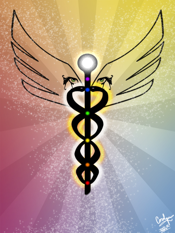 """DNA Generational Echo Healing"" & the Caduceus"