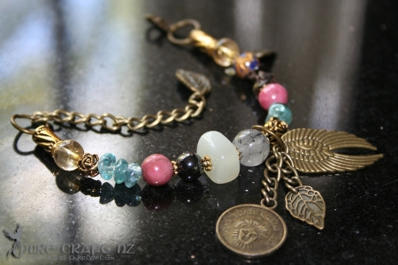 Energy, Healing, Stress Relief Bracelet - $45
