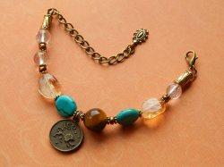 Leo Zodiac Bracelet -  $120.00