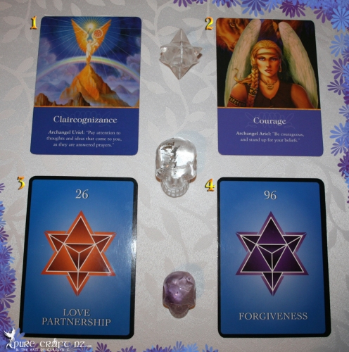Your Archangel Oracle & Numerology Guidance Oracle Meanings