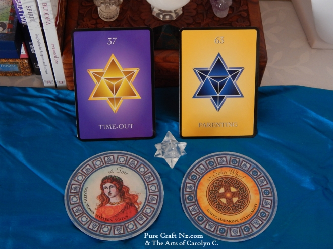 Numerology Guidance Oracle, and Celtic Messages