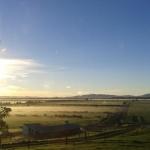 Beautiful Sunrise in Hamilton