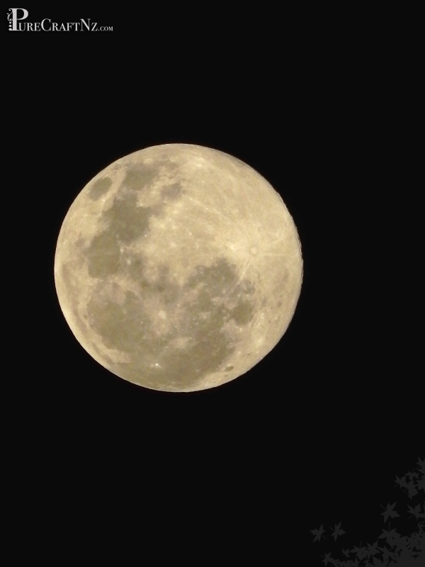 Blue Moon - 31st July 2015